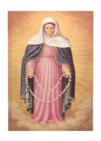 chaplet of our lady of tears
