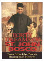 Forty Dreams of Don Bosco