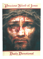 Precious Blood of Jesus Daily Devotional