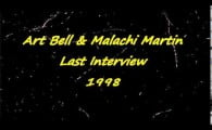 Malachi Martin's Last Interview