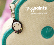 Tiny Saints, St. Theresa