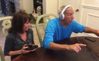 This Grandpa Has Priceless Reaction to Pregnancy Announcement