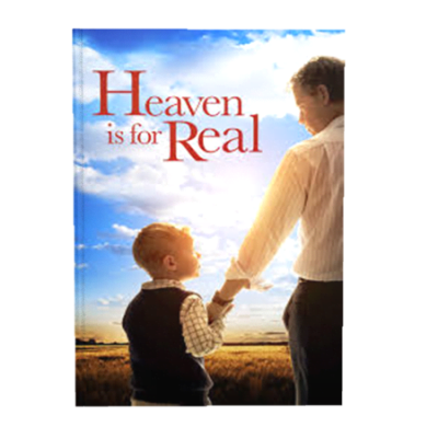 """heaven is for real review Free essay: heaven is for real i) the title of this literature is """"heaven is for real"""" and the author is todd burpo with lynn vincent ii) the brupo family."""