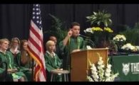 8th grader hilariously impersonates the presidential candidates