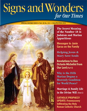 Signs and Wonders Magazine, Winter 2016
