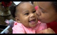 Miracle baby found alive in storm drain after crash